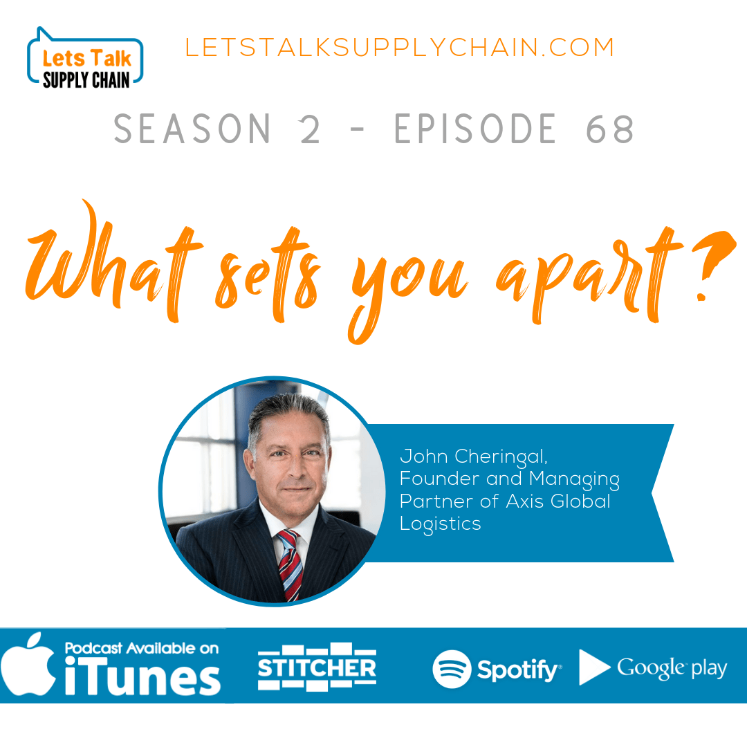 Podcast | Let's Talk Supply Chain